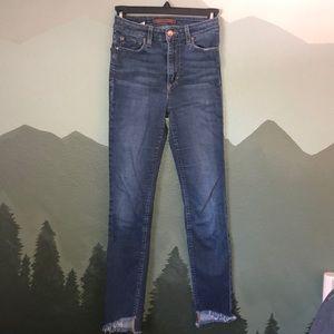 "Joe's Jeans flawless ""the Charlie"" skinny 24"